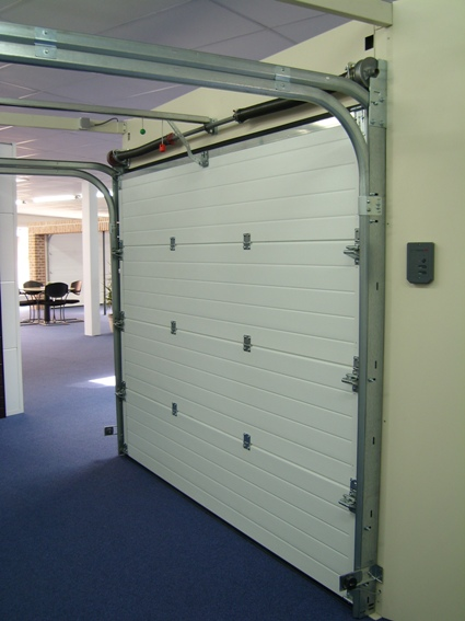 Thermador. Sectional Doors   Garage Doors Direct Ltd